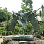【静岡】日本三奇祭「島田の帯祭」の「大井神社」と「静岡浅間神社」「静岡縣護国神社」の御朱印