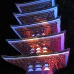 【奈良】五重塔に青龍が昇る!紅葉ライトアップが幻想的な「室生寺」の御朱印