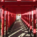 【三重】四日市浜田城址と「鵜森神社」の御朱印