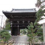 【京都】境内を園児が走り回る「小松谷正林寺」の御朱印