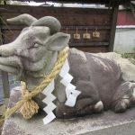 【奈良】牛・牛・牛だらけの日本最古の天満宮「菅原天満宮」の御朱印