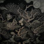【京都】108畳の「双龍図」に圧倒される!京都最古の禅寺「建仁寺」の御朱印帳と御朱印
