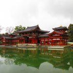 【京都】朱塗りの鳳凰堂が水面に映える「平等院」の御朱印と宇治抹茶生チョコ【宇治編①】