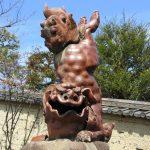 【京都】逆立ちの狛犬がお出迎え♪「宗忠神社」の御朱印