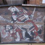 【三重】江戸時代の絵馬に航海安全を願う「江島若宮八幡神社」の御朱印