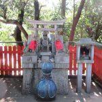 【京都】働く女性の守り神を祀る「折上稲荷神社」の御朱印