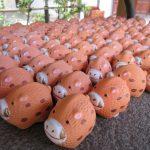 【京都】摩利支天に因んだ沢山の狛亥が可愛らしい♪建仁寺塔頭「禅居庵」の御朱印