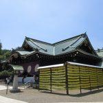 【東京】みたままつりで賑わう「靖国神社」の御朱印帳と御朱印