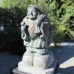 【京都】福の神・縁結びの神として慕われる大国様を祀る「出雲大社京都分院」の御朱印