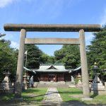 【岐阜】大垣城址に鎮座する「濃飛護国神社」の御朱印