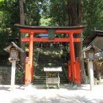 【岐阜】「君の名は。」の宮水神社の聖地♪飛騨山王宮「日枝神社」の御朱印
