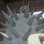 【愛知】岡本太郎作の芸術が爆発した「歓喜の鐘」が凄い!「久国寺」の御朱印
