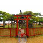 【滋賀】近江八景「唐崎の夜雨」の名勝地「唐崎神社」の御朱印&あんかけ豚そば