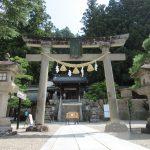 【岐阜】秋の高山祭の実物屋台を展示する「櫻山八幡宮」の御朱印