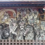 【愛知】恋みくじが超辛口!清州山王宮「日吉神社」のお猿の御朱印