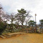 【三重】蒲生氏郷が四五百森に築城した先駆的な近世城郭「松坂城跡」の御朱印