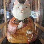 【愛知】ネコのお姿をしたお大師さまが幸せに導く「洞雲寺」の御朱印&セントレア