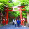 【京都】和泉式部が恋を成就した恋の宮「貴船神社」の御朱印