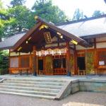 【福井】ふくい五社めぐり「福偉神」の一つ「足羽神社」の御朱印