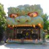 【大阪】巨大な獅子殿が度肝を抜く!「難波八阪神社」の御朱印