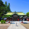 【大阪】花将軍・北畠顕家公をお祀りする「阿部野神社」の御朱印