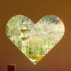 【京都】ハート型の猪目窓が可愛らしい♪「正寿院」の限定御朱印