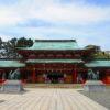 【静岡】浜松城主・徳川家康公が社殿を造営した「五社神社・諏訪神社」の御朱印