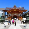 【東京】安産・子授けを祈願する♪「水天宮」の四神が可愛い御朱印帳と御朱印