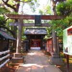 【東京】江戸の情景を今に残す!「赤坂氷川神社」の御朱印