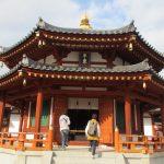 【奈良】吉祥天の朱印が美しい♪世界遺産「薬師寺」の御朱印