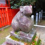 【京都】京都哲学の道!たくさんの狛○○に会える「大豊神社」の御朱印