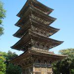 【石川】北陸唯一の五重塔とヒゲ文字が見事な「妙成寺」の御首題