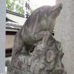 【京都】境内には狛亥がたくさん!足腰の守護神を祀る「護王神社」と「菅原院天満宮」の御朱印