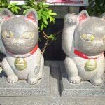 【東京】待ち受けにすると良縁をまねく「招き猫」発祥の地「今戸神社」と「鷲神社」「飛不動尊」の御朱印