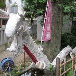 【東京】蛇窪大明神を祀る「上神明天祖神社」の白蛇が美しい御朱印帳と御朱印【東京編①】