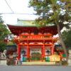 【京都】花笠が可愛らしい♪「今宮神社」の見開き御朱印&タンポポラーメン