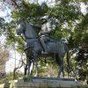 【三重】築城の名手・藤堂高虎公を祀る「高山神社」の御朱印と津城址