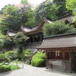 【奈良】子宝の神を祀る「吉野水分神社」の御朱印