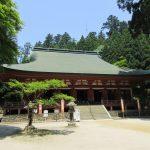 【滋賀】比叡山を歩く③:延暦寺の現存最古の釈迦堂を残す【西塔エリア】の御朱印