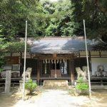 【兵庫】縁結びのパワースポット♪「賣布神社」の御朱印