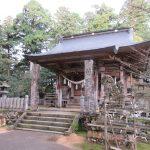 【西国巡礼】Day25.但馬国最古の社!但馬一之宮「粟鹿神社」の御朱印