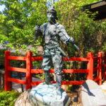 【京都】宮本武蔵と吉岡一門の決闘の地!一乗寺下り松の「八大神社」の御朱印帳と御朱印