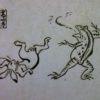【京都】躍動感あふれる鳥獣人物戯画に魅せられる♪「高山寺」の御朱印帳と御朱印