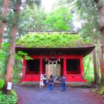 【長野】天の岩戸開きの神々を祀る「戸隠神社」の龍の御朱印帳と御朱印