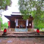 【宮城】仙台市内で最も長い石段が続く!「亀岡八幡宮」の御朱印