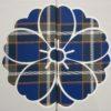 【兵庫】縁結びの神に良縁祈願♪「生田神社」の神戸タータンの御朱印帳と御朱印