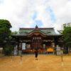 【兵庫】神功皇后が御鎮祭になられた住吉大社の元宮「本住吉神社」の御朱印