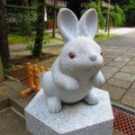 【京都】平安京の卯の方位を鎮護する東天王「岡崎神社」の御朱印