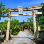 【石川】金沢城の鬼門に前田利家公の御神霊をお祀りする「宇多須神社」の御朱印