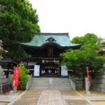【愛媛】外難防御の神・宗像三女神を祀る「三津厳島神社」の御朱印